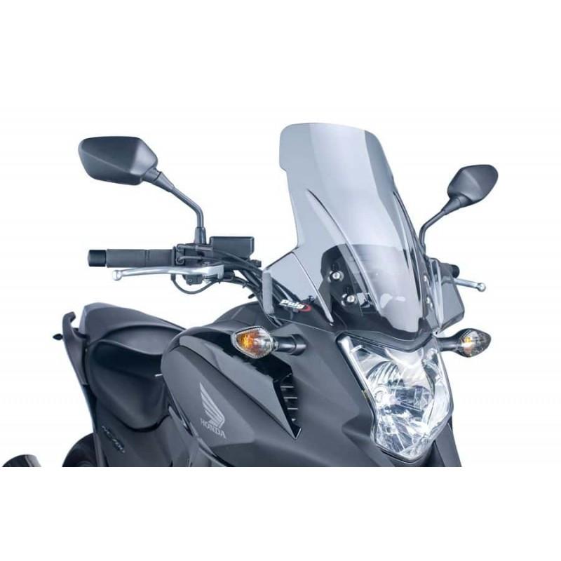 Ветровое стекло Puig Touring NC700X 2012-13 / NC750X 2014-15 - motodom.com.ua