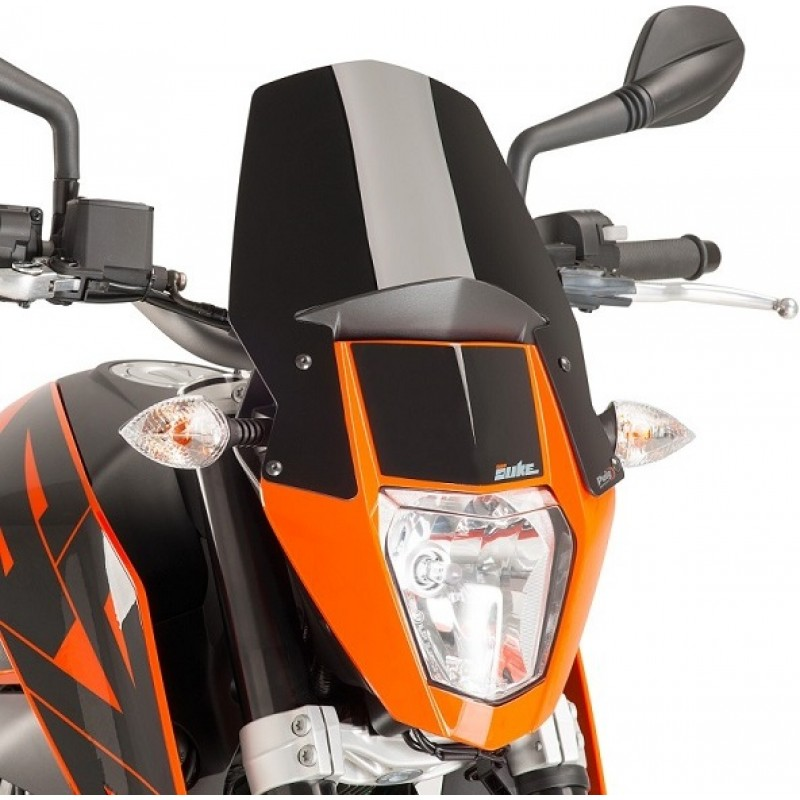 Ветровое стекло Puig New Generation Sport KTM 690 DUKE / R 2012-14 - motodom.com.ua