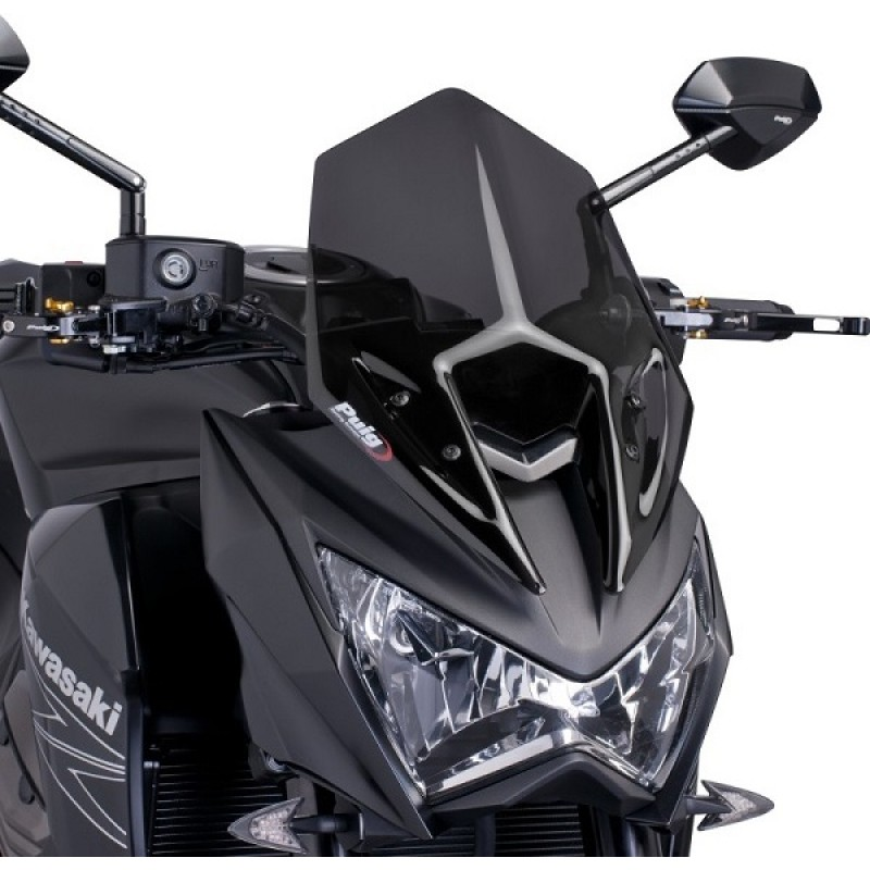Ветровое стекло Puig New Generation Sport Z800 2013-17 - motodom.com.ua