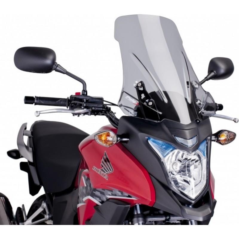 Ветровое стекло Puig Touring CB500X 2013-15 - motodom.com.ua