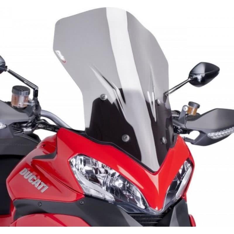Ветровое стекло Puig Touring 1200 Multistrada 2013-14 - motodom.com.ua