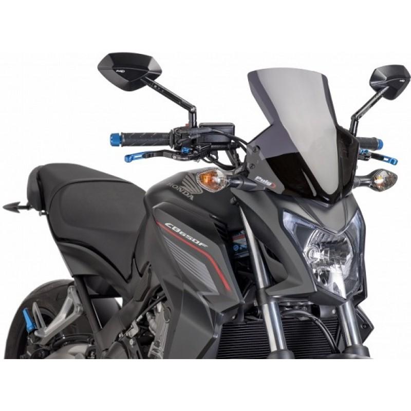 Ветровое стекло Puig New Generation Touring CB500F 2019 - motodom.com.ua