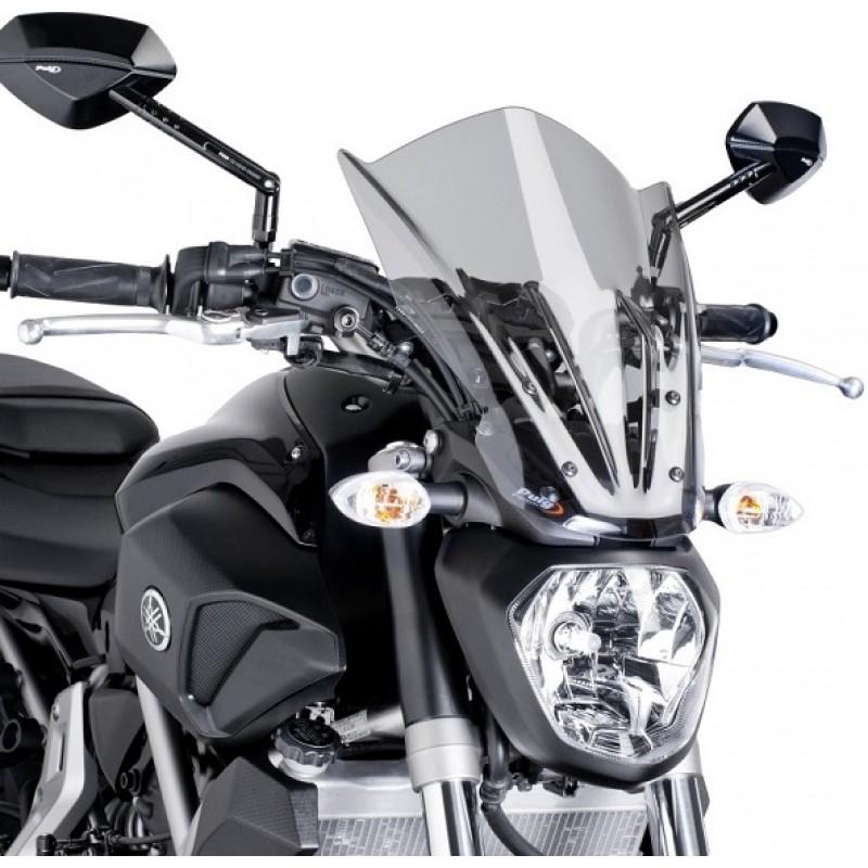Ветровое стекло Puig New Generation Touring MT-07 2014- - motodom.com.ua