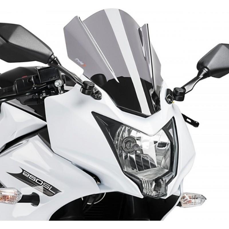 Ветровое стекло Puig Z-Racing EX250SL Ninja SL 2015-16 - motodom.com.ua