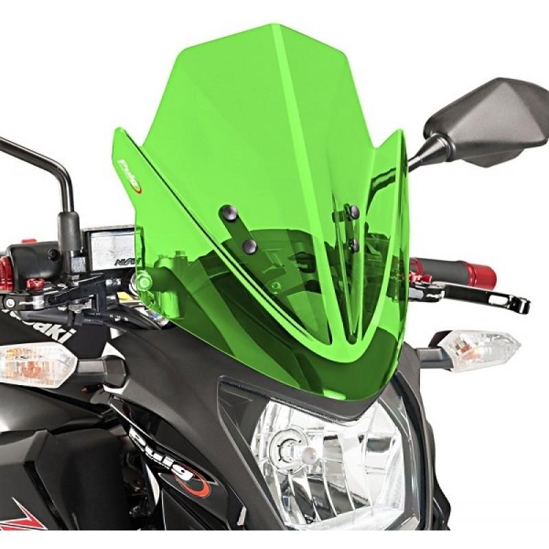 Ветровое стекло Puig New Generation Sport Z250SL 2015-17 - motodom.com.ua