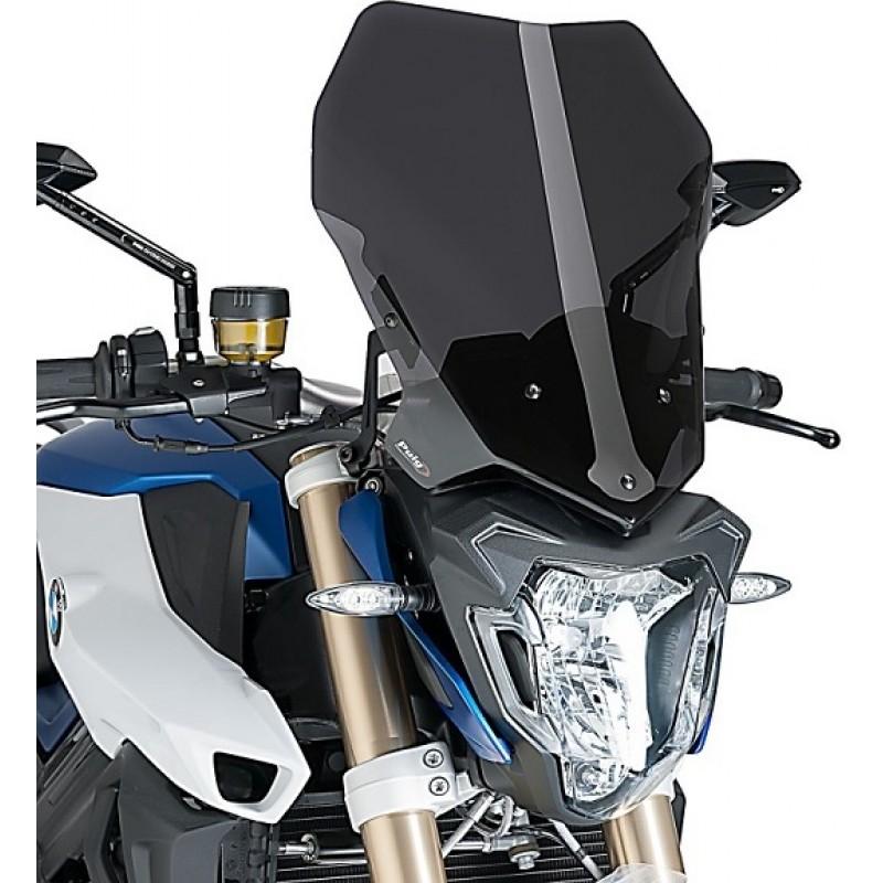 Ветровое стекло Puig New Generation Touring F800R 2015-17 - motodom.com.ua