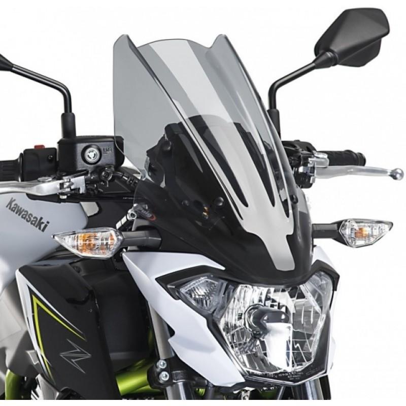 Ветровое стекло Puig New Generation Touring Z650 2017-19 - motodom.com.ua