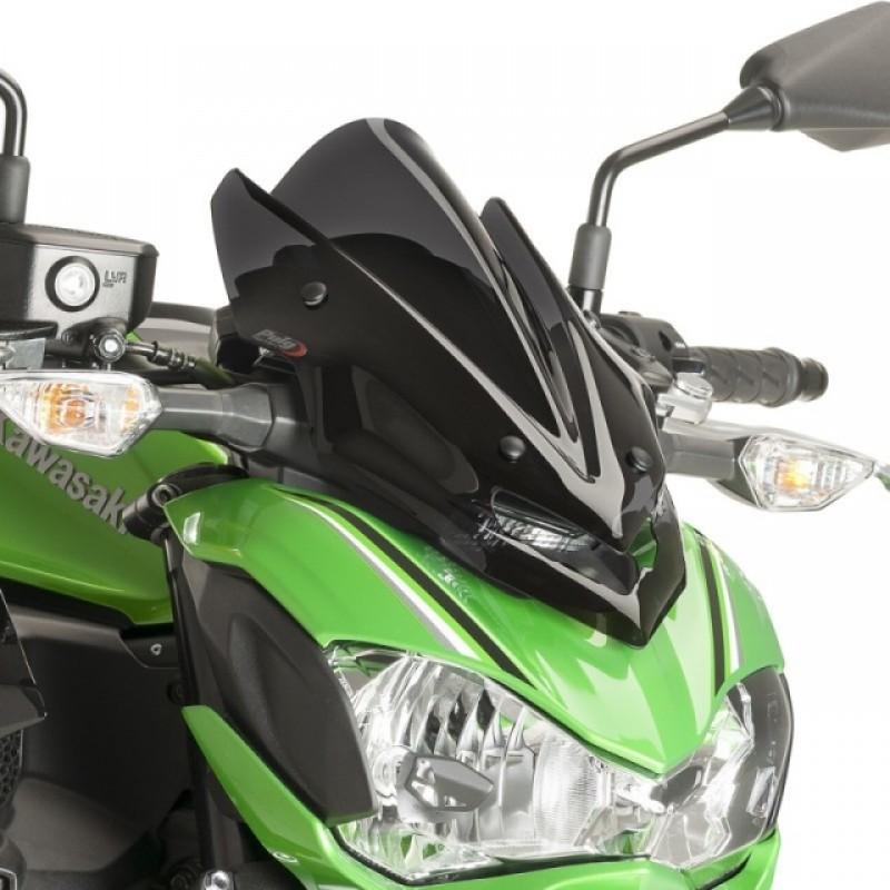 Ветровое стекло Puig New Generation Sport Z900 2017-19 - motodom.com.ua