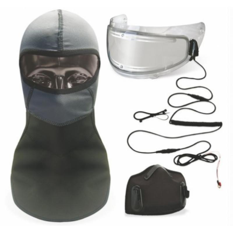 Визор Bell с подогревом для шлемов Vortex Star RS-1 - motodom.com.ua