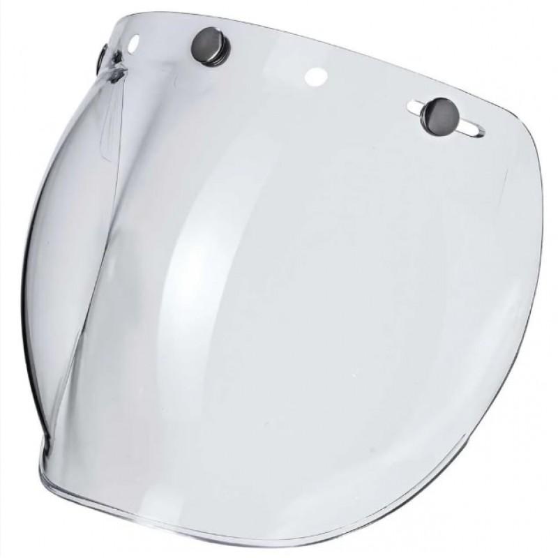 Визор Biltwell Bubble Antifog - motodom.com.ua