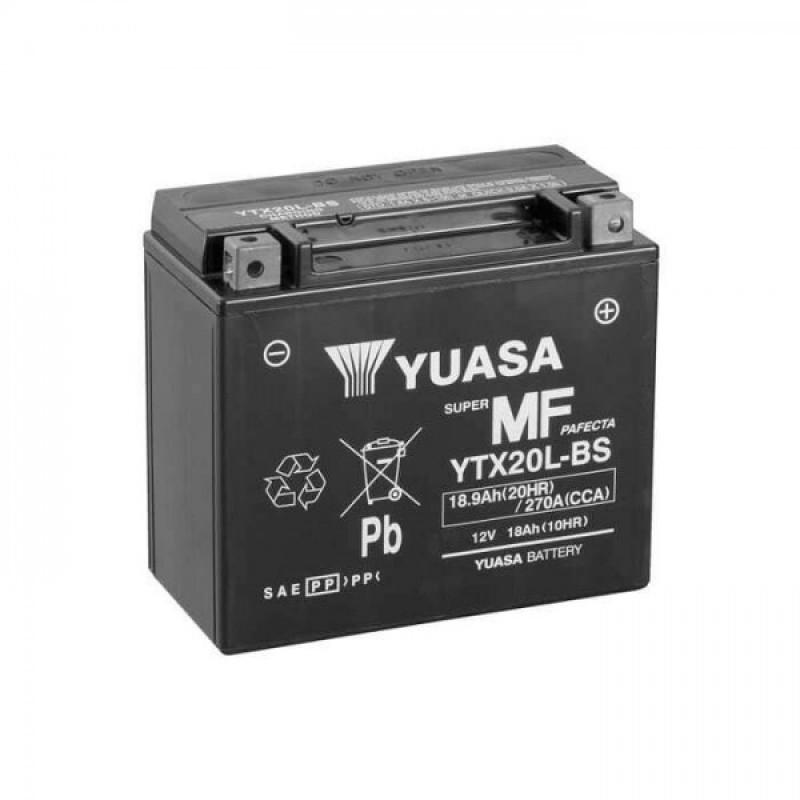 Аккумулятор Fyuasa - motodom.com.ua
