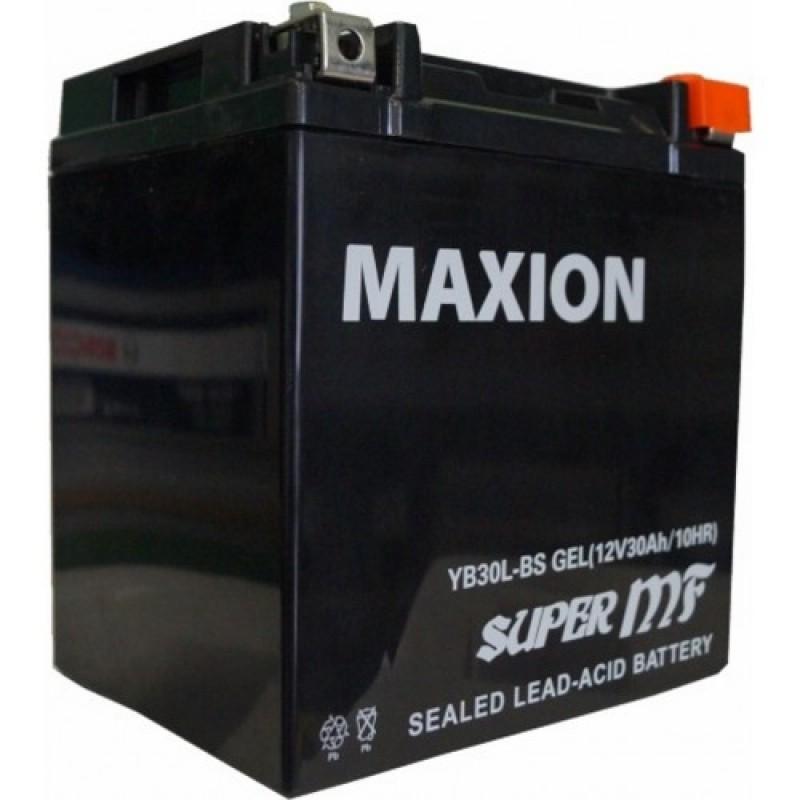 Аккумулятор Maxion - motodom.com.ua