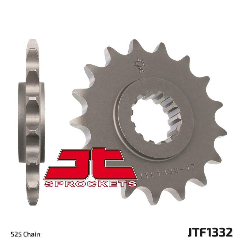 Звезда передняя JT JTF1332.14 Honda CB750 Nighthawk - motodom.com.ua