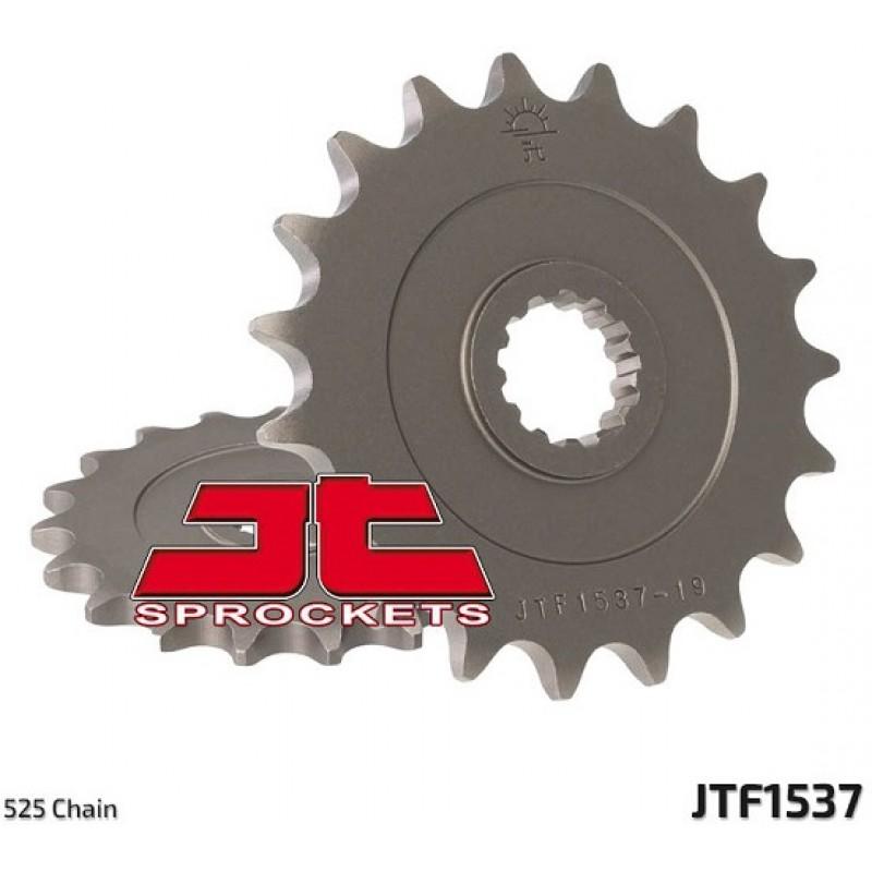 Звезда передняя JT JTF1537.17 Kawasaki ZX-10R 2004-2018 - motodom.com.ua