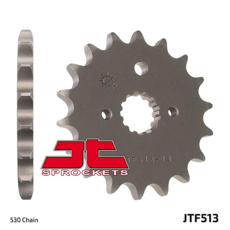 Звезда передняя JT JTF513.17 Suzuki GSX-R1000 / SV1000 / TL1000 / GSX1300RHayabusa - motodom.com.ua