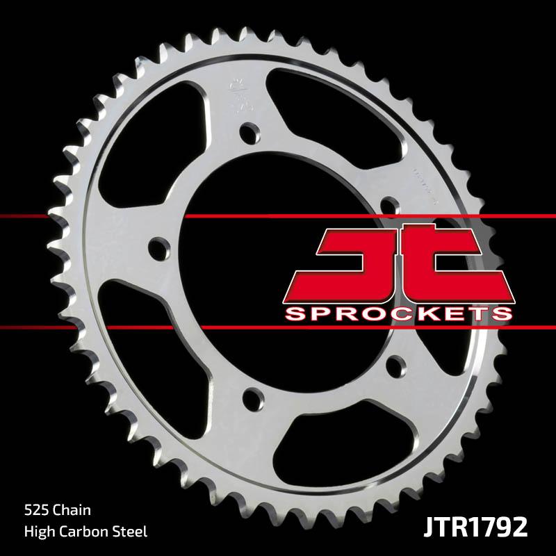 Звезда задняя JT JTR1792.42 Suzuki GSR750 2011-17 / V-Strom DL1000 2002- - motodom.com.ua
