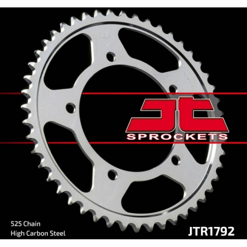 Звезда задняя JT JTR1792.45 Suzuki GSX-R600 2001-05 / GSX-R750 2006-10 - motodom.com.ua