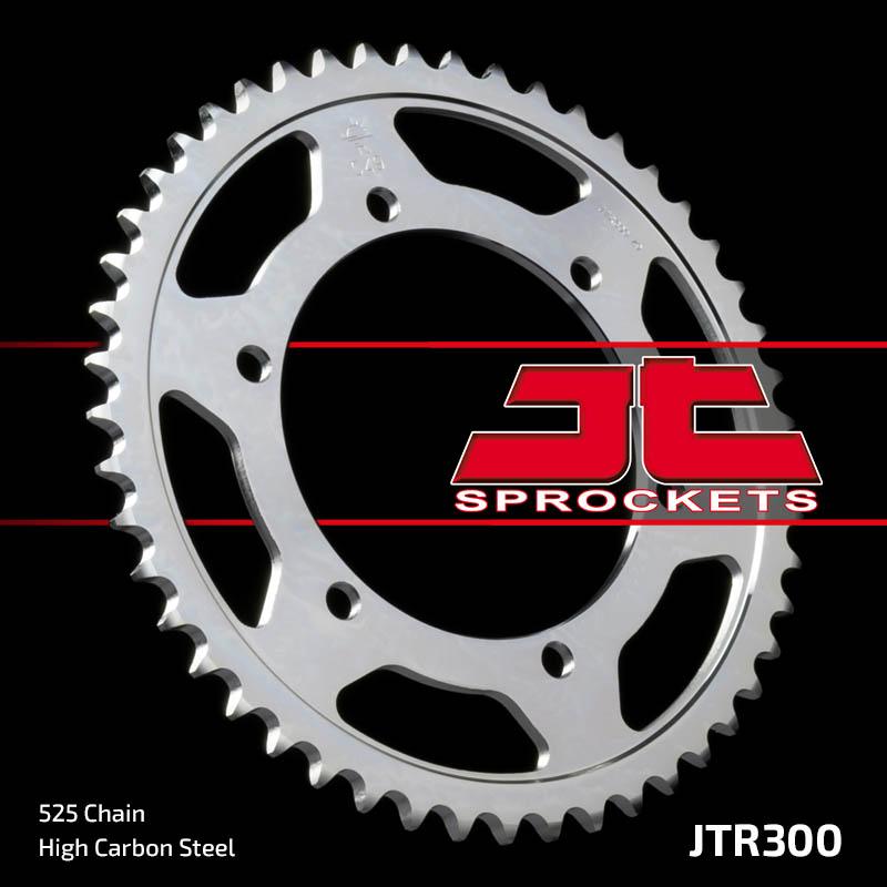 Звезда задняя JT JTR300.46 Yamaha FZ8 2010-15 - motodom.com.ua