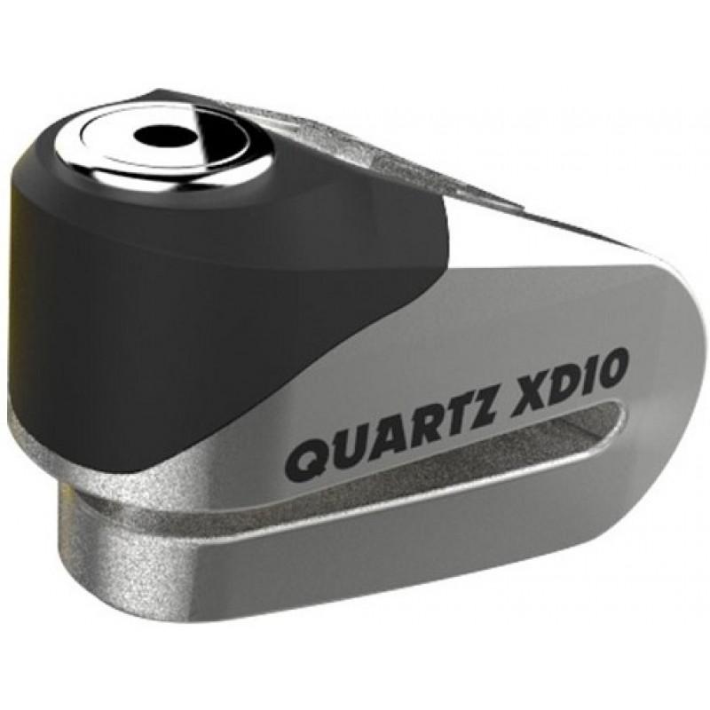Замок противоугонный Oxford Quartz XD10 - motodom.com.ua