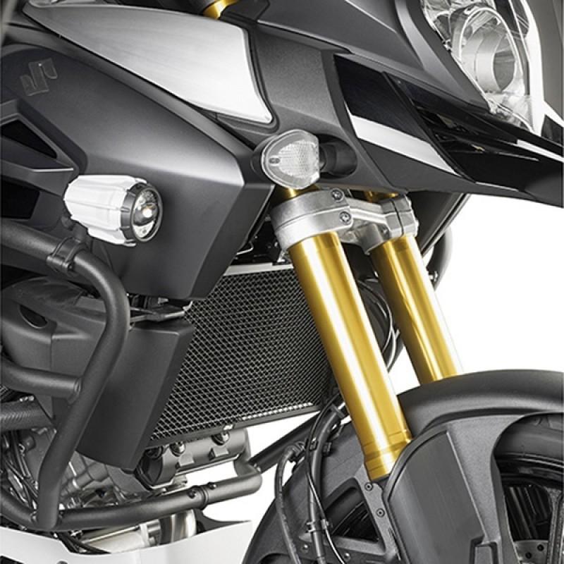 Защита радиатора Givi DL1000 V-Strom 2014-17 - motodom.com.ua