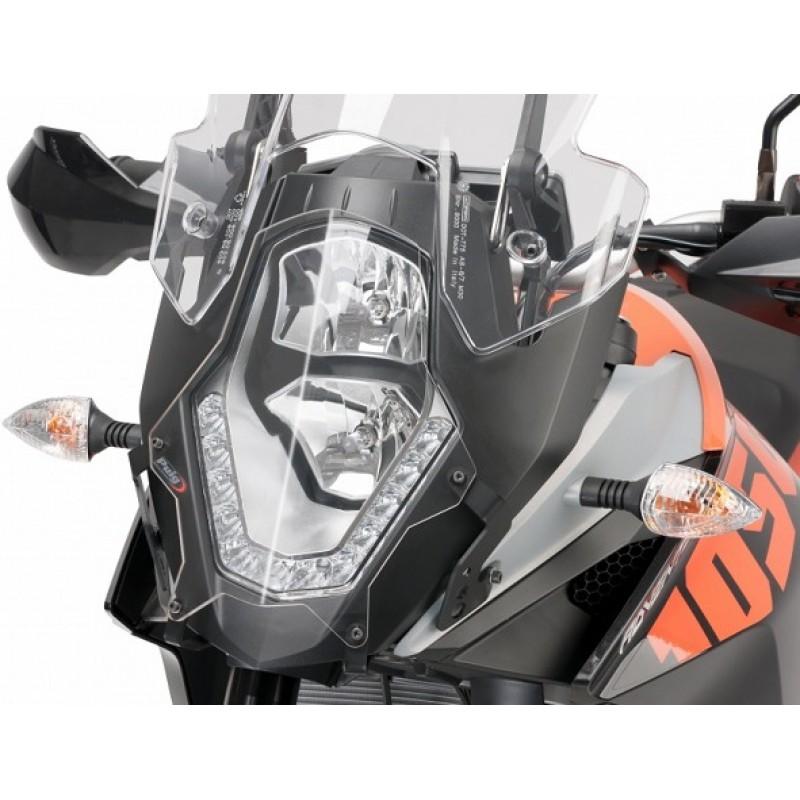 Защита фары Puig 1050/1190/1290 Adventure - motodom.com.ua